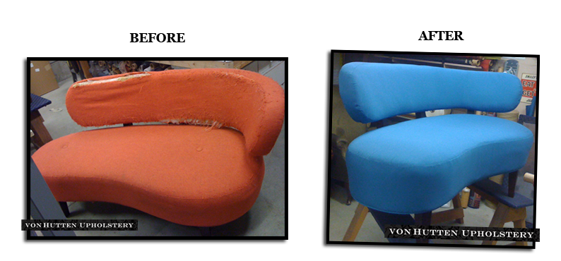 VonHutten Upholstery // Portland, Oregon // Factory Certified Repair Center  + Custom Made Furniture